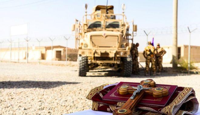 Informație de ULTIMĂ ORĂ despre militarii răniți, luni, în Afganistan - militari-1557327415.jpg