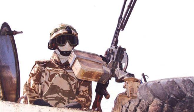 Informații de ULTIMĂ ORĂ despre militarii români aflați în misiune în Irak.