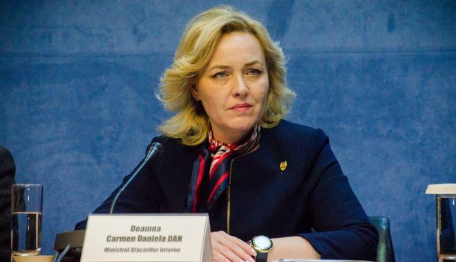 Foto: Ministrul Afacerilor Interne, în discuții despre securitatea Uniunii Europene