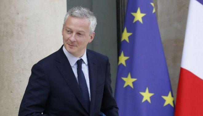 """Foto: Ministrul Bruno Le Maire: """"Franța rămâne vigilentă!"""""""
