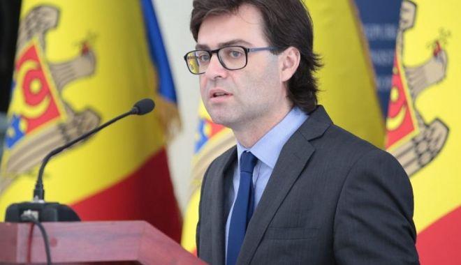Foto: Ministrul de Externe al Republicii Moldova, în vizită de lucru la Berlin