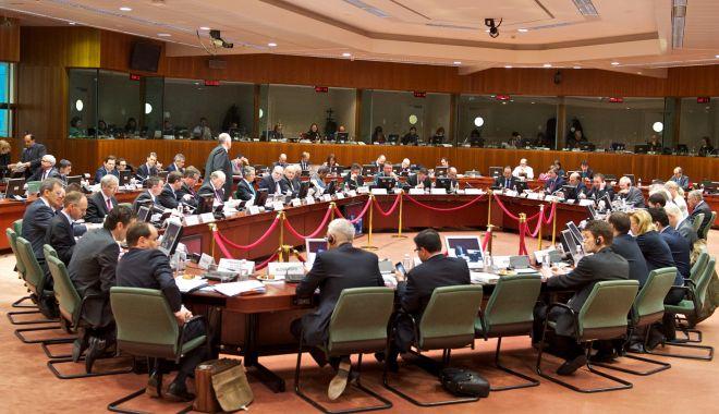 Foto: Ministrul Eugen Teodorovici participă la reuniunea informală a Consiliului ECOFIN