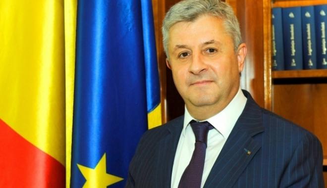 Ministrul Justiției, Florin Iordache, și-a delegat atribuțiile pentru zece zile - ministruljustitieifloriniordache-1486030702.jpg