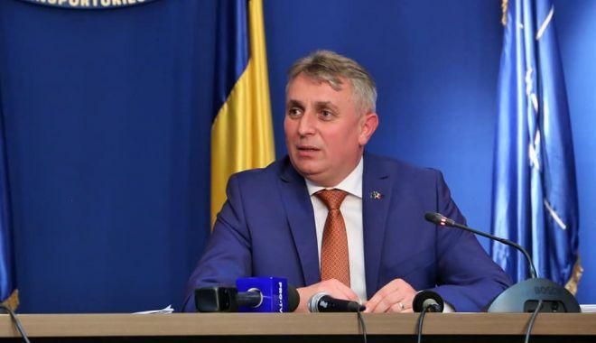 Ministrul Transporturilor a vorbit despre realizarea celor 1.000 de kilometri de autostradă - ministrultransporturilor-1605813919.jpg