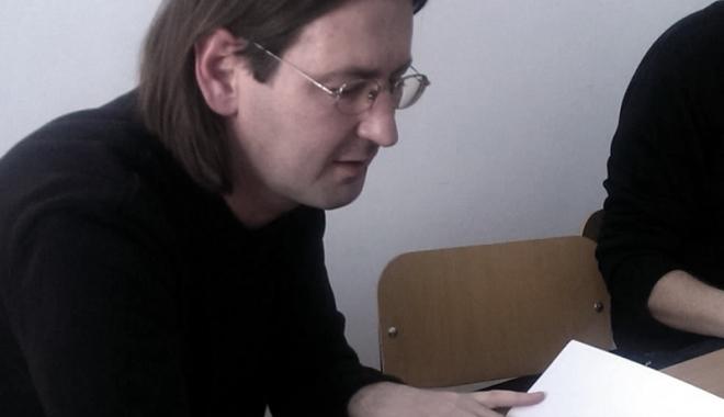"""Foto: Mircea Țuglea a plecat să scrie într-o lume mai bună. """"A murit sub ochii mei…"""""""