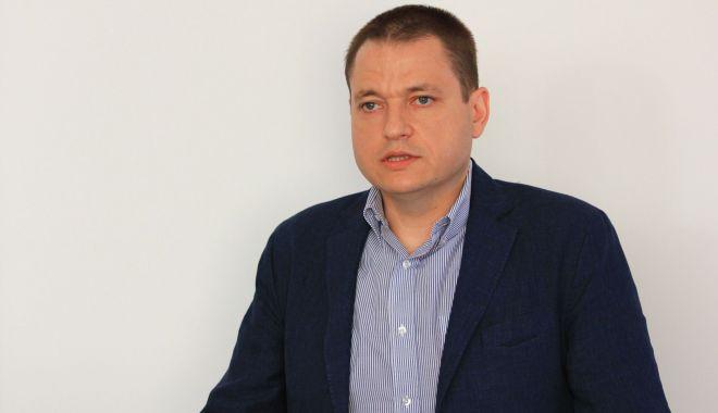 """Foto: Deputatul Mircea Dobre, candidatul Pro România la Primăria Constanța: """"Baza sportivă «Triunghiul» a ajuns o pârloagă"""""""