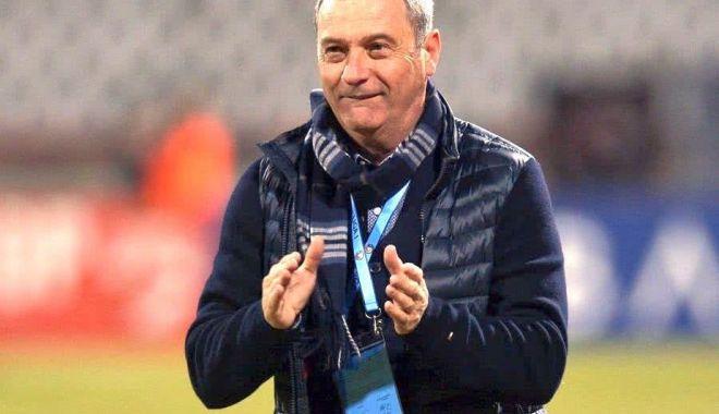 Foto: Mircea Rednic nu mai este antrenorul echipei Poli Iași
