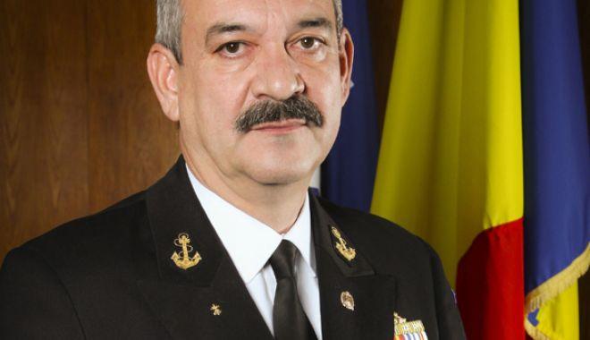 Foto: Șeful Statului Major al Forțelor Navale iese la pensie. Președintele Iohannis a semnat decretul