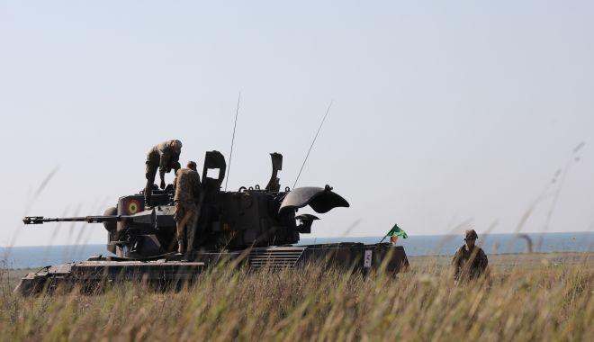 Militarii artileriști din Forțele Terestre au testat sistemul Gepard și tunul 2x30 mm - misiuneindeplinitacapumidia1-1594303573.jpg
