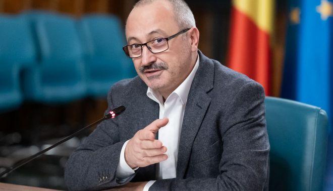 """Foto: Antonel Tănase: """"Vom declanșa misiuni de audit pentru activitățile anterioare"""""""