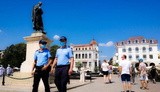 Foto: Jandarmii, în misiuni prin stațiuni: au dat sute de sancțiuni!