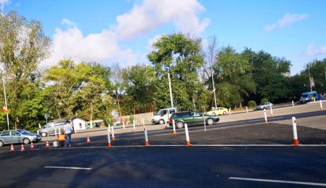 Foto: ȘOFERI, ATENȚIE! Modificări IMPORTANTE în traficul rutier din stațiunea Mamaia!