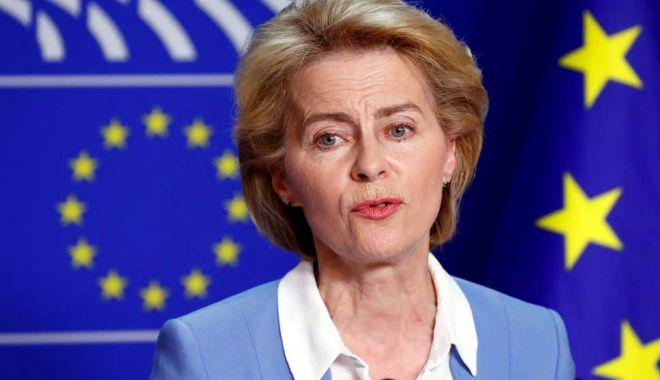 Foto: Momentul adevărului pentru Ursula von der Leyen în Parlamentul European