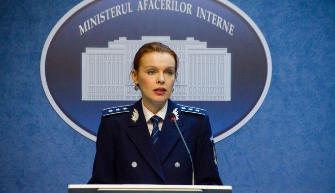 Foto: Monica Dajbog a răspuns criticilor: Ordinea publică a fost păstrată