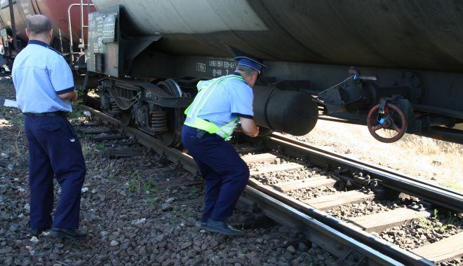 Anchetă pentru a afla identitatea unui bărbat mort într-un accident feroviar - morttrenvalu-1588347710.jpg