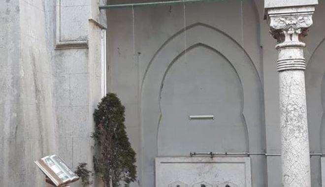 Moscheea plângerii!