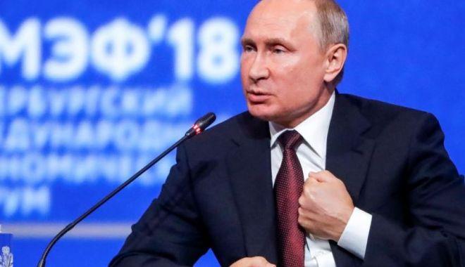 """Foto: """"Moscova dorește o Europă stabilă și relații de cooperare cu aceasta"""""""