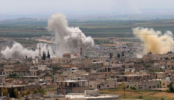 Foto: Moscova cere Ankarei să înceteze să-i susțină pe teroriști în Siria