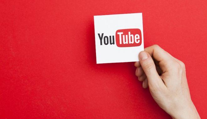 Foto: Google anunță ștergerea a peste 2.500 de conturi de YouTube. Care este motivul