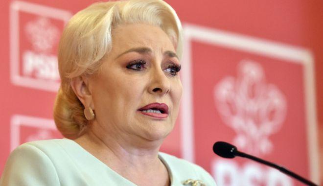 """Foto: """"Fac apel la Iohannis să nominalizeze un nou premier"""""""