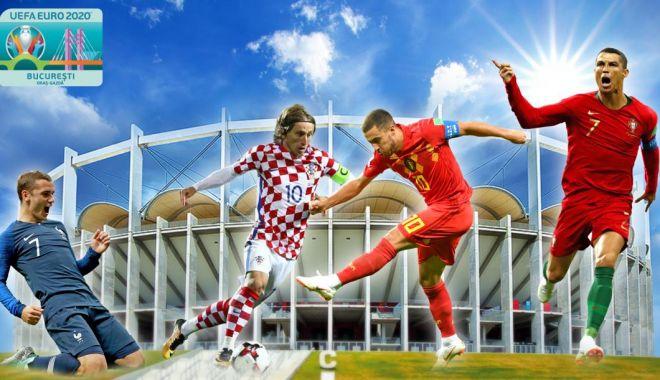 Foto: Cerere uriașă de bilete pentru EURO 2020. Până când poți să-ți faci rezervare