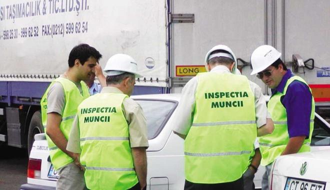 Foto: Amenzi usturătoare și zeci de muncitori prinși că lucrau la negru, în Constanța