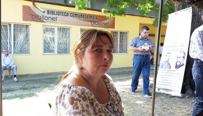 Muzeograful Lavinia Dumitrașcu a primit