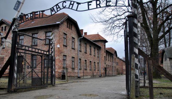 Foto: Angela Merkel va vizita vineri Muzeul Auschwitz-Birkenau