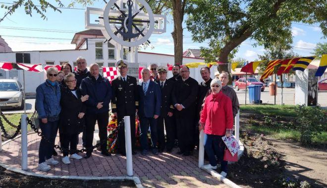 Eroii marinari din Delta Dunării şi de pe fluviu, comemoraţi la Sulina - muzeu2-1632309186.jpg