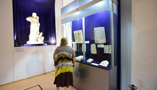 Foto: Muzeul de Istorie deține o colecție bogată de artefacte