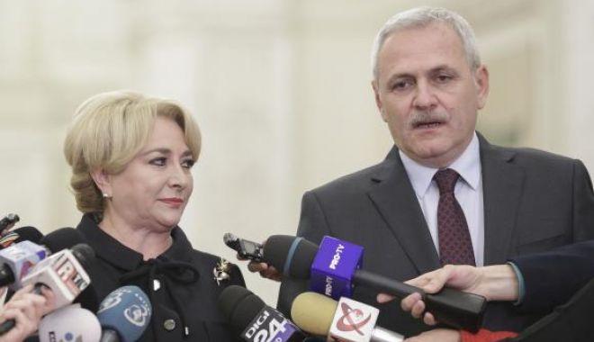 Dăncilă, alături de Dragnea: În 2019 îmi doresc să avem președintele României un președinte PSD - mzljyzhmmtizndhkzwi0owrim2jlotzi-1555680099.jpg