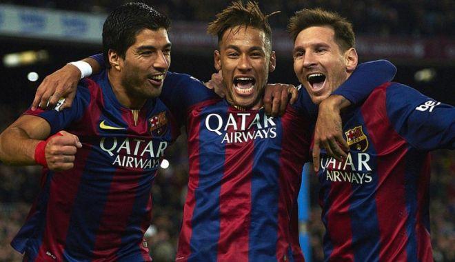 Foto: Suarez a dezvăluit ce discuție a avut cu Neymar, când a plecat de la Barcelona