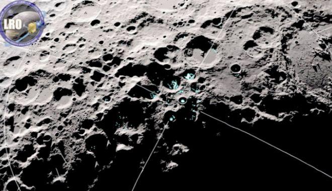 NASA a descoperit molecule de apă în mișcare pe Lună - nasalunarreconnaissanceorbitermo-1552398426.jpg