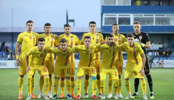 Foto: Naționala de tineret atacă Europenele cu cinci jucători de la FC Viitorul