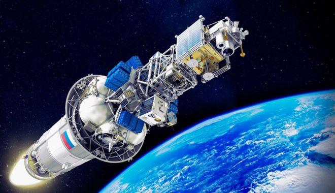 Foto: NATO intenționează să declare spațiul cosmic o nouă frontieră în apărare