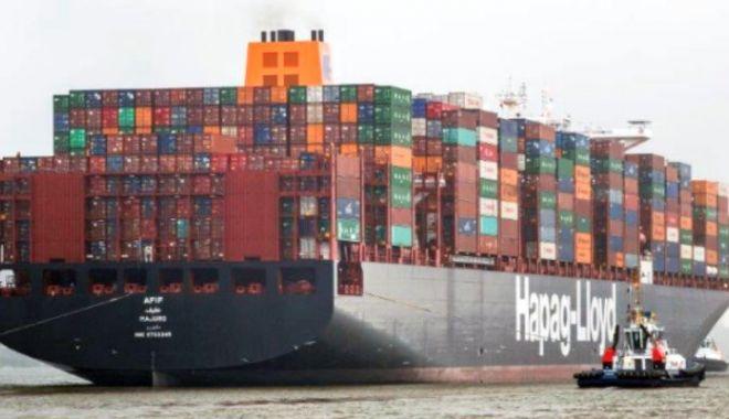 Foto: Covid-19 la bordul portcontainerului M/V Montpellier. Informații de ULTIMĂ ORĂ despre starea navigatorilor