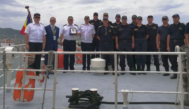 Foto: Aprecieri pentru polițiștii de frontieră constănțeni aflați în misiune în Marea Egee