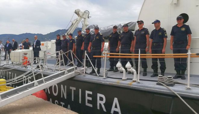 Foto: Polițiștii de frontieră constănțeni, aflați în misiune în Grecia - lăudați!
