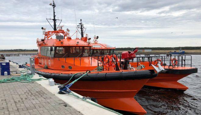 Foto: Cum arată navele comandate de statul român în Estonia. O afacere de zeci de milioane de euro