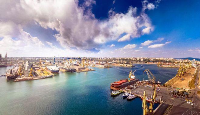 Foto: Ludovic Orban: Azotatul de amoniu din portul Constanța urmează să fie transportat către destinație