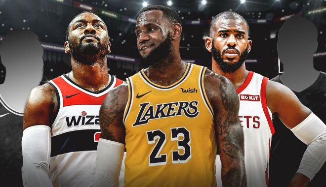 Foto: Turneu inedit organizat de NBA