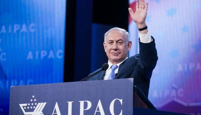 Foto: Netanyahu, mari șanse de a rămâne în funcția de premier