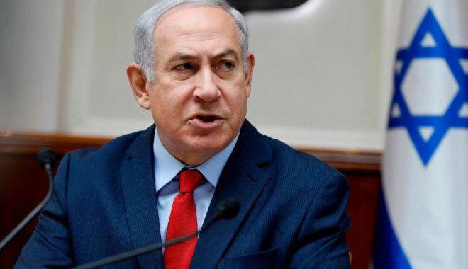 Foto: Netanyahu, deloc impresionat de amenințările liderului Hezbollah