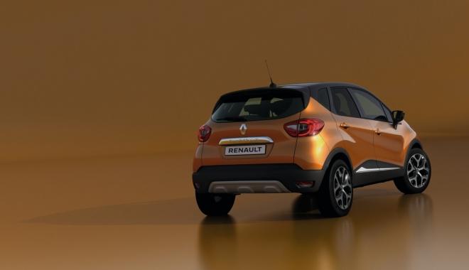 Foto: FOTO. Noul Captur de la Renault propune un design mai seducător