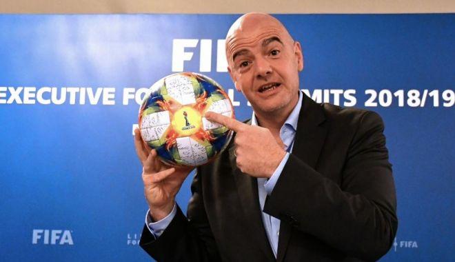 Foto: Moment istoric în fotbal! FIFA introduce o nouă competiție din 2021
