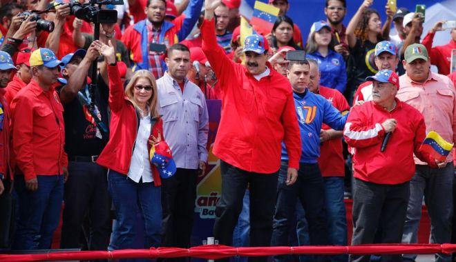 Foto: Nicolas Maduro, de acord cu convocarea alegerilor legislative anticipate