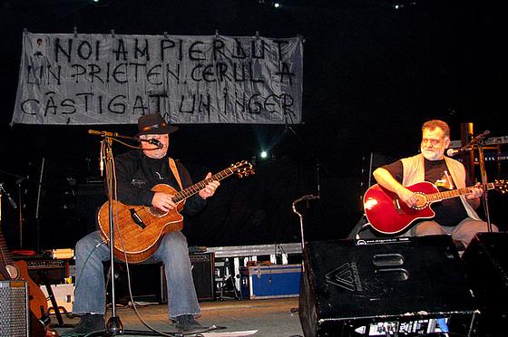 Nicu Alifantis și Andi Andrieș deschid festivalul