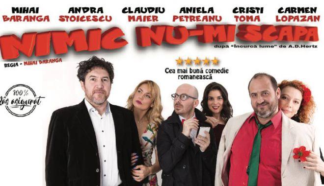 Comedie savuroasă, la Teatrul de Vară  din Jupiter - nimicnumiscapa-1534516991.jpg