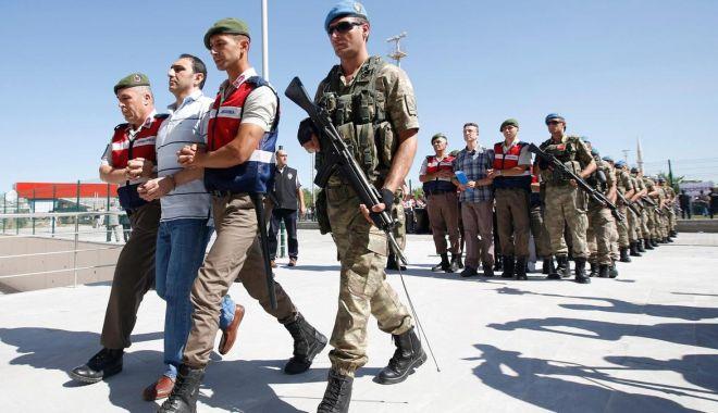 Foto: Noi arestări în rândul militarilor turci, pentru presupuse legături cu rețeaua Gulen