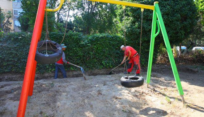 Noi locuri de joacă, în amenajare, la Constanța - noilocuridejoaca1-1594288591.jpg